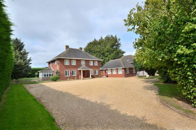 6 Bedrooms Detached House for sale in The Street, North Lopham, Norfolk