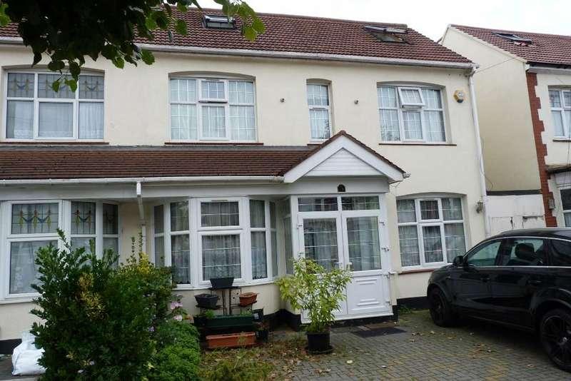 5 Bedrooms End Of Terrace House for sale in Ethelbert Gardens, Gants Hill, Essex IG2