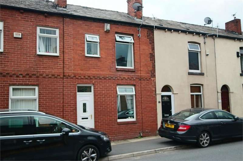 2 Bedrooms Terraced House for sale in Bolton Road, Westhoughton, Westhoughton, Lancashire