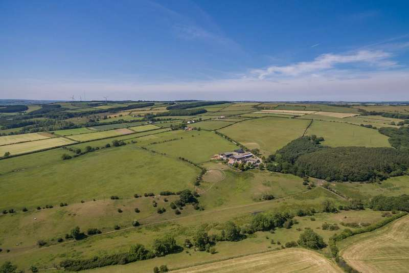 Land Commercial for sale in Lot 6 - Fulforth Farm, The Langley Estate, County Durham
