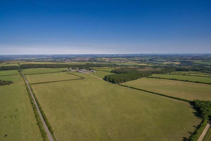 Land Commercial for sale in Lot 1 - Broom House Farm, The Langley Estate. County Durham