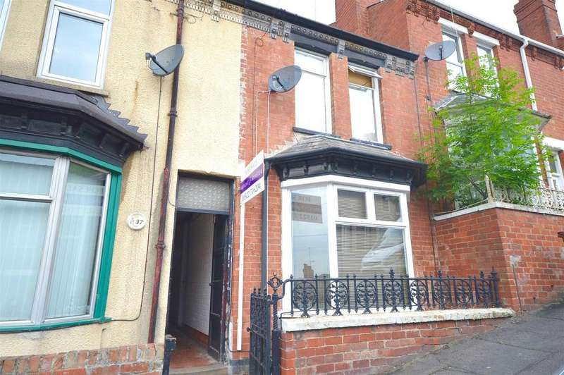 4 Bedrooms Terraced House for sale in Horton Street, Lincoln