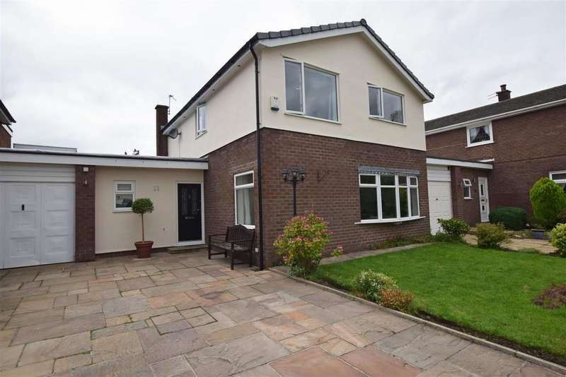 4 Bedrooms Detached House for sale in Boardman Fold Close, Alkrington