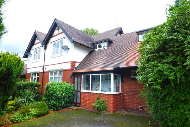 4 Bedrooms Semi Detached House for sale in The Croft, Garden Suburb, Oldham, Greater Manchester, OL8