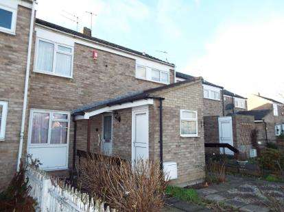 3 Bedrooms Terraced House for sale in Berwick Close, Waltham Cross, Hertfordshire