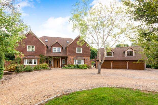 6 Bedrooms Detached House for sale in Chiddingfold, Godalming, Surrey