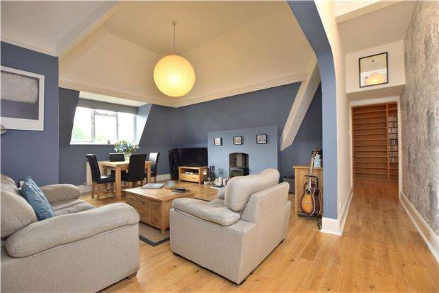 2 Bedrooms Flat for sale in The Avenue, Sneyd Park, BRISTOL, BS9 1PD