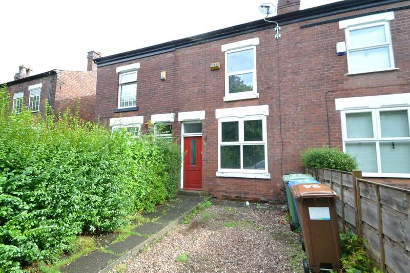 2 Bedrooms Terraced House for sale in Cromer Road, Cheadle