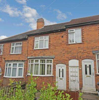 3 Bedrooms Terraced House for sale in Aylestone, Leicester