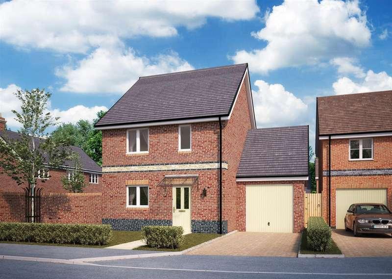 3 Bedrooms Detached House for sale in Hillside, Blunsdon