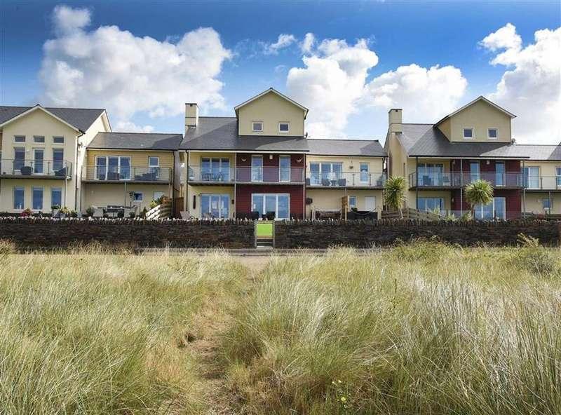 5 Bedrooms Detached House for sale in Bwlch Y Gwynt, Machynys, Llanelli