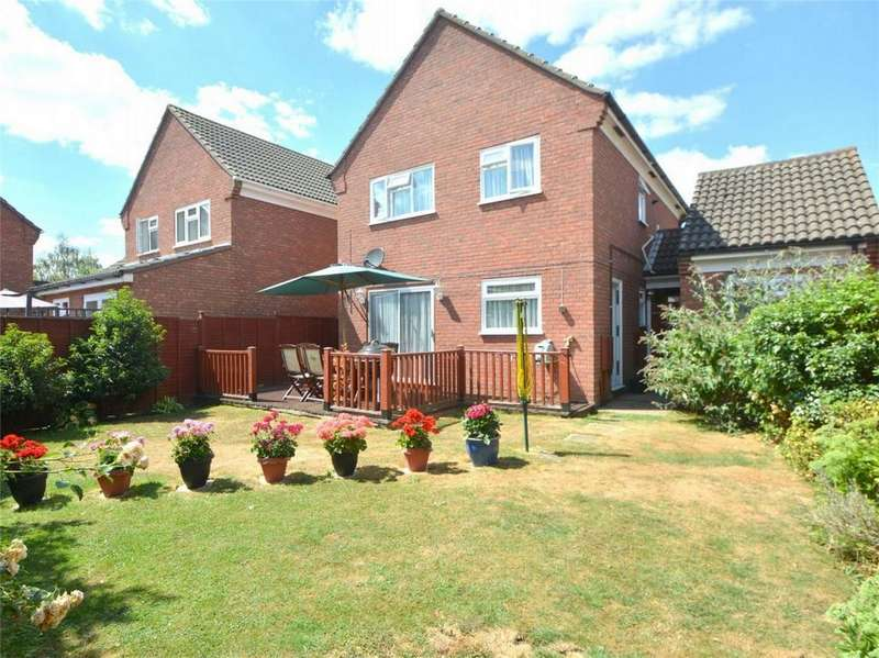 4 Bedrooms Detached House for sale in Holbein Road, St. Ives, Cambridgeshire