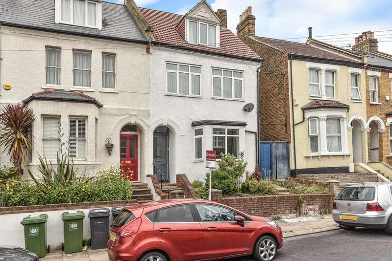 5 Bedrooms Semi Detached House for sale in Siddons Road, Forest Hill