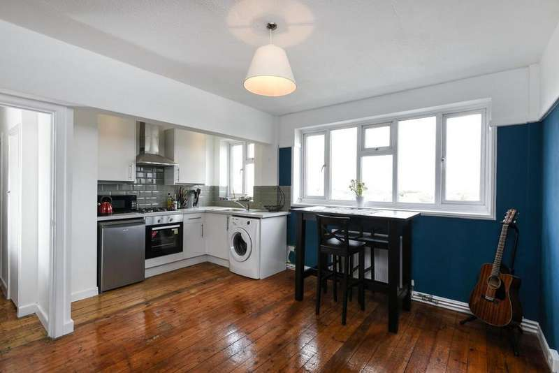 1 Bedroom Flat for sale in Acre Lane, Brixton