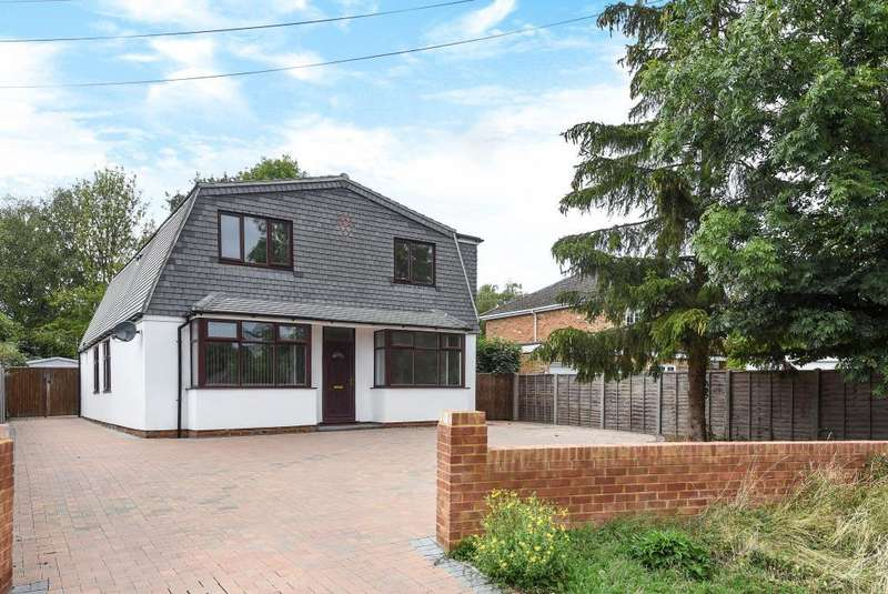 4 Bedrooms Detached House for sale in Bracknell, Berkshire, RG42