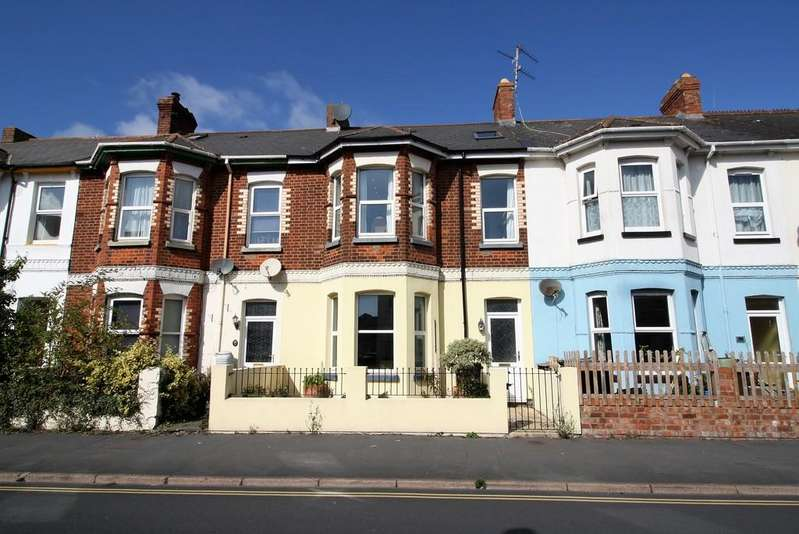 5 Bedrooms Terraced House for sale in Victoria Road, Exmouth