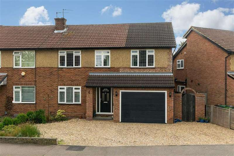 5 Bedrooms Semi Detached House for sale in Chandlers Road, St Albans, Hertfordshire