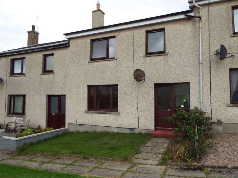 3 Bedrooms Terraced House for sale in 32 Laurie Terrace, Thurso