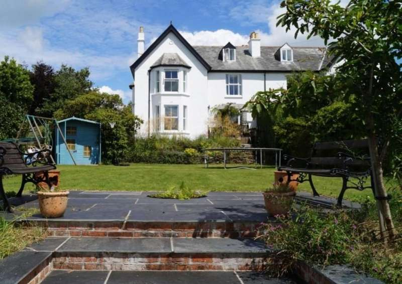 6 Bedrooms Semi Detached House for sale in Whitchurch, Tavistock