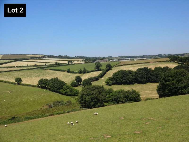 Land Commercial for sale in Twitchen, South Molton