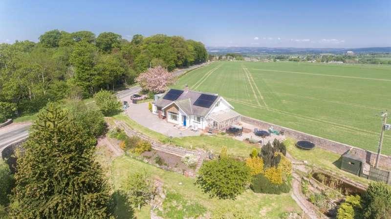 4 Bedrooms Detached House for sale in Craigo, Montrose