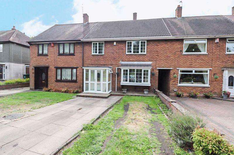 4 Bedrooms Terraced House for sale in Dunkirk Avenue, West Bromwich