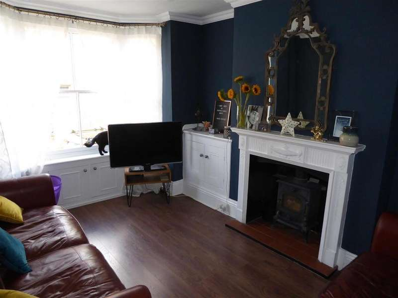 4 Bedrooms End Of Terrace House for sale in Wellington Street, Kettering