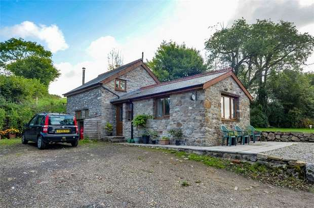 2 Bedrooms Cottage House for sale in Llandyfan, Ammanford, Carmarthenshire