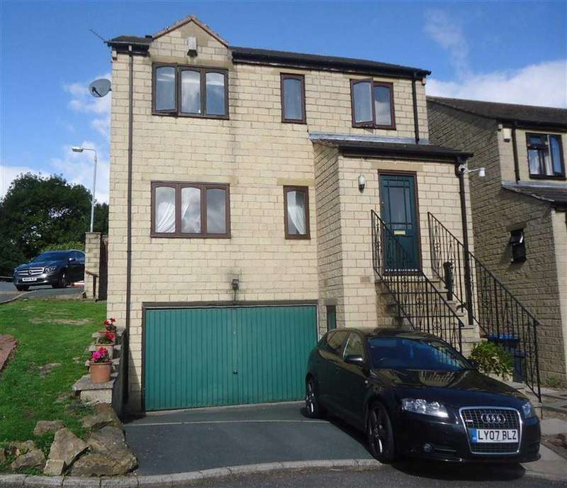 4 Bedrooms Detached House for sale in Marbridge Court, Bradford, West Yorkshire, BD6