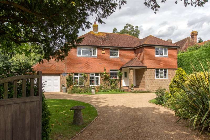 4 Bedrooms Detached House for sale in Stubb Lane, Brede