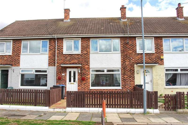 3 Bedrooms Terraced House for sale in Linmoor Avenue, Pallister Park
