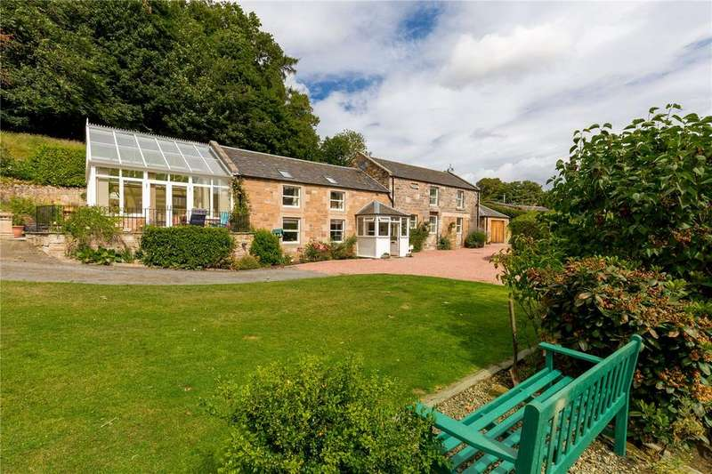 4 Bedrooms Equestrian Facility Character Property for sale in Sunnybrae Gardens, 16 School Green, Lasswade, Midlothian, EH18