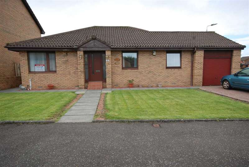 3 Bedrooms Bungalow for sale in Hawkhill Drive, Stevenston