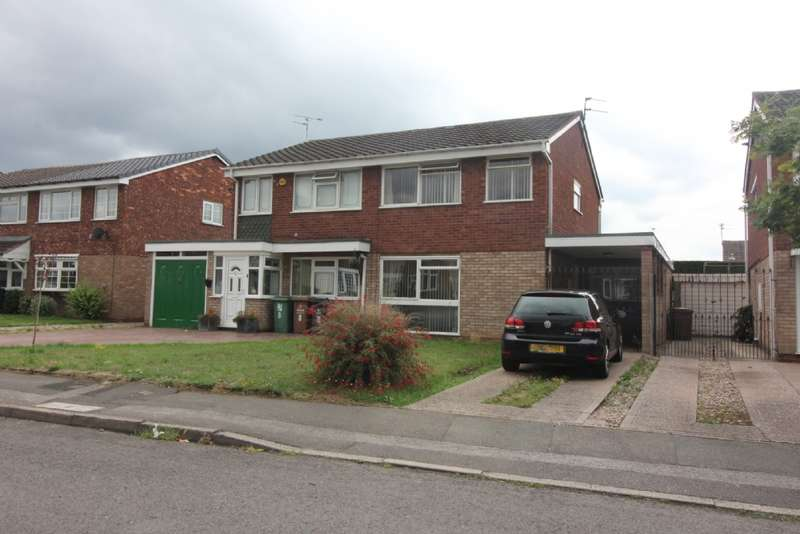 3 Bedrooms Semi Detached House for sale in Condover Close, Bentley