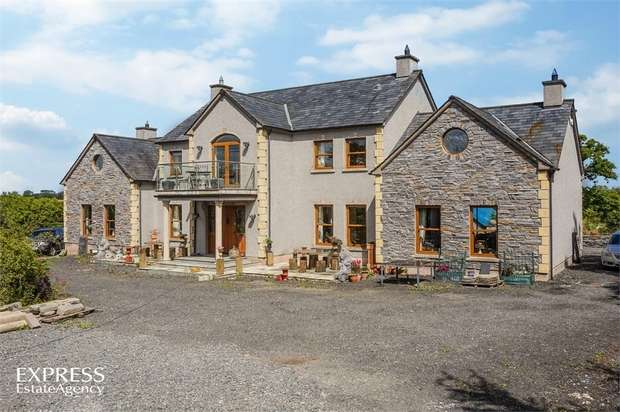 7 Bedrooms Detached House for sale in Tarsan Lane, Portadown, Craigavon, County Armagh