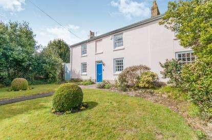 5 Bedrooms Semi Detached House for sale in Madron, Penzance, Cornwall