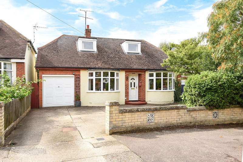 3 Bedrooms Detached House for sale in High View, Hitchin, SG5