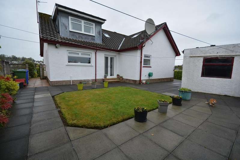 5 Bedrooms Detached Villa House for sale in Beech Avenue, Kilmarnock, KA1