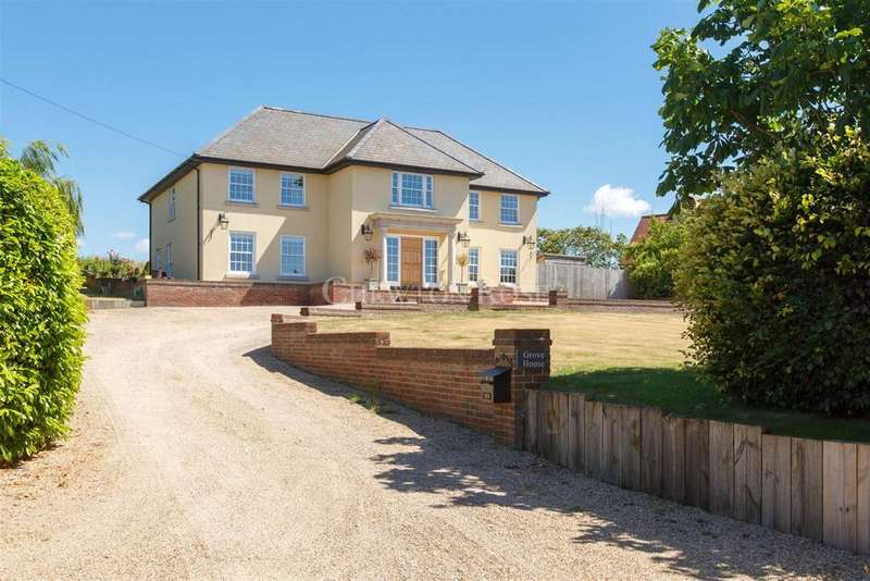 4 Bedrooms Detached House for sale in Nayland