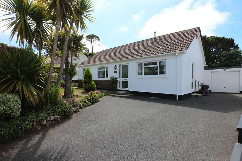 3 Bedrooms Detached Bungalow for sale in Harefield Crescent, Camborne
