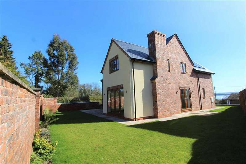 4 Bedrooms Detached House for sale in Bullo Pill, Gloucestershire