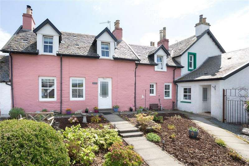 2 Bedrooms Semi Detached House for sale in The Old Smiddy, Strachur, Cairndow, Argyll and Bute