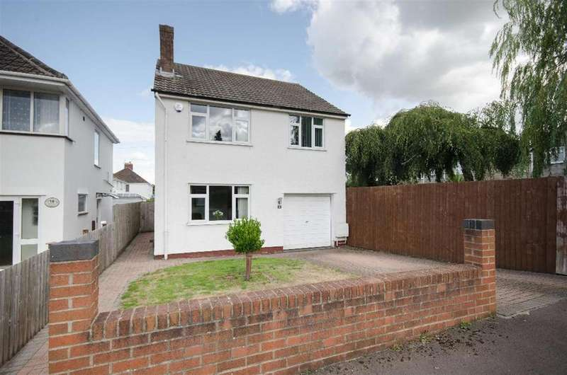 3 Bedrooms Detached House for sale in Cleeve Wood Road, Downend, Bristol, BS16 2SH