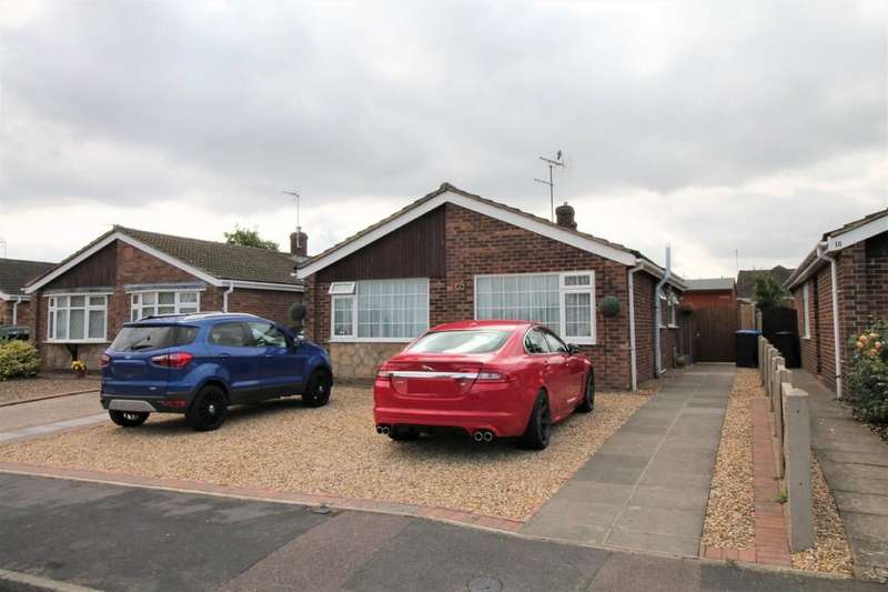 3 Bedrooms Detached Bungalow for sale in Howard Way, Market Harborough