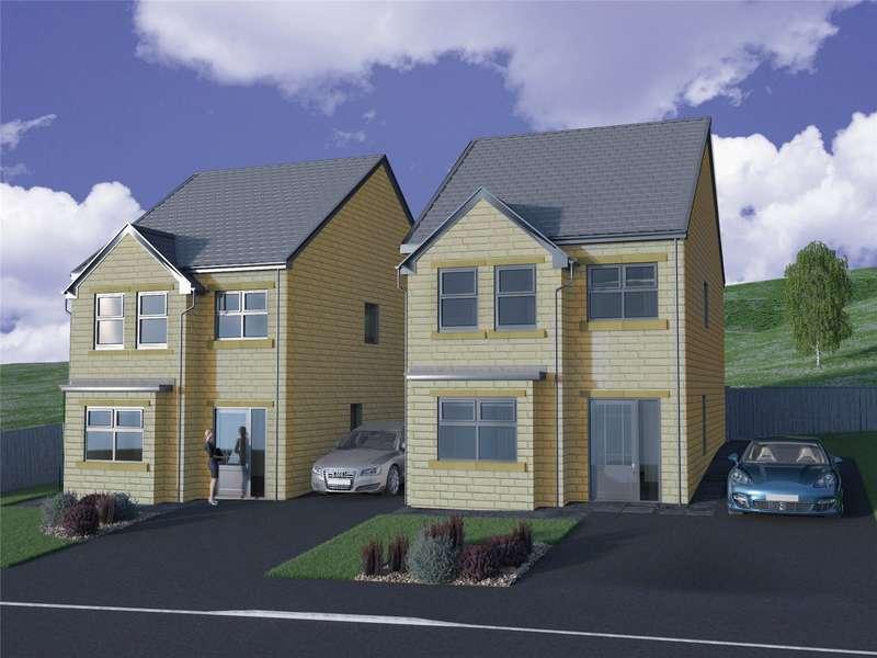 4 Bedrooms Detached House for sale in Plot 1 Greensnook, 28 Greensnook Lane, Bacup, Lancashire, OL13