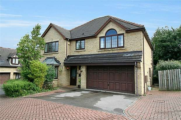 5 Bedrooms Detached House for sale in Beeden Close, Thrybergh, Rotherham, South Yorkshire