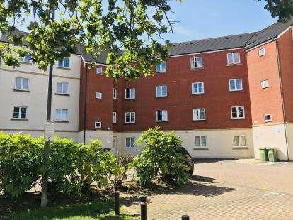 2 Bedrooms Flat for sale in Arnold Road, Mangotsfield, Bristol