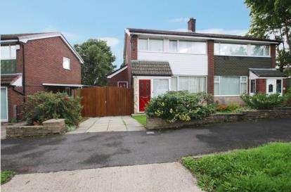 3 Bedrooms Semi Detached House for sale in Parklands Way, Blackburn, Lancashire, ., BB2