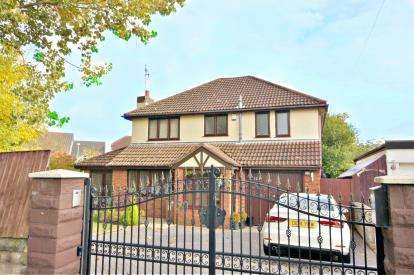 4 Bedrooms Detached House for sale in South Drive, Upton, Wirral, CH49