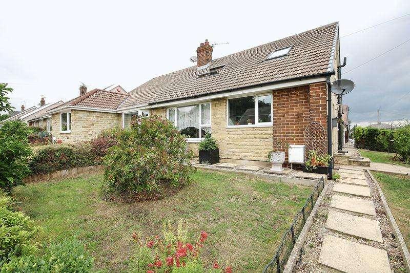 3 Bedrooms Bungalow for sale in Crestfield Road, Elland